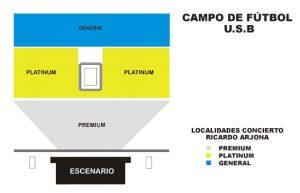Mapa de localidades Estadio USB (clic en la imagen para ampliar)